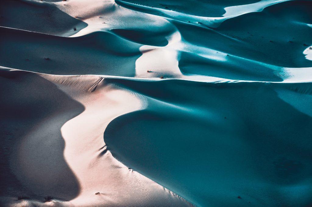 sable désert vent croyances sensink